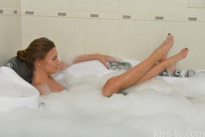お風呂女性