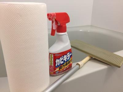 お風呂天井掃除セット