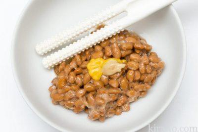 デブ菌納豆