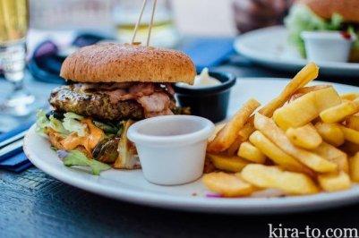 デブ菌の原因 ハンバーガー ファストフード