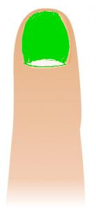 グリーンネイル