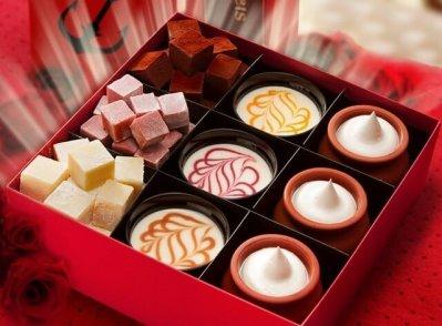 神戸フランツのチョコレート