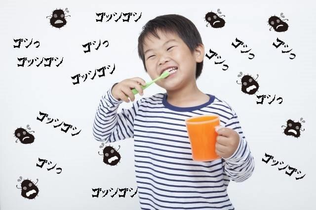 歯ブラシを噛まなくする方法