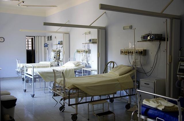大部屋での入院生活