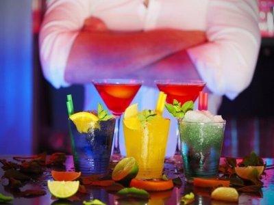 アルコール カクテル
