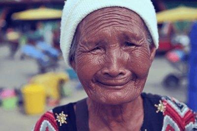老け顔 女性