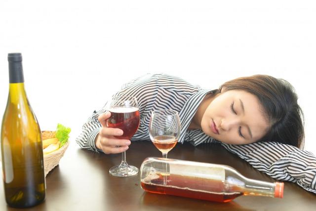 ダイエット中にお酒はいいの