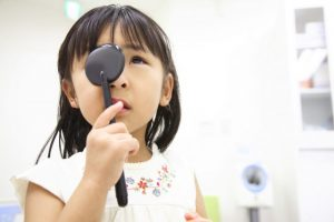 子供視力検査
