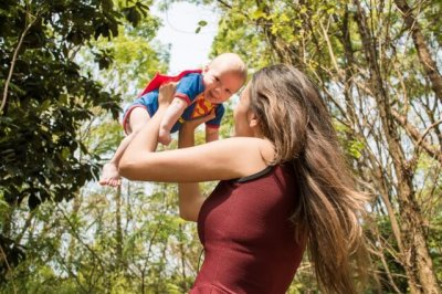 母乳育児中にオススメのダイエット法