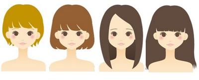 寝癖になりやすい髪型