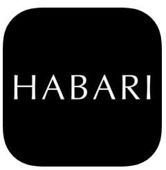 HABARI ファッション雑誌アプリ