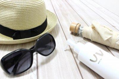 紫外線対策 夏
