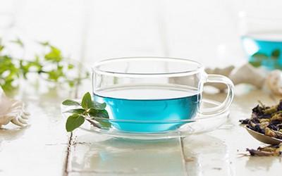 青の花茶茶葉
