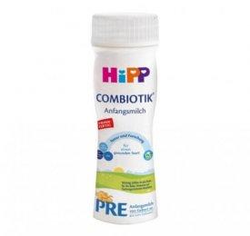 ヒップ オーガニック PRE 液体ミルク 0~6カ月 200ml×2 1580円 引用