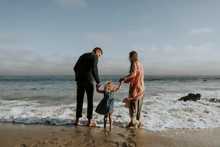 愛される家族